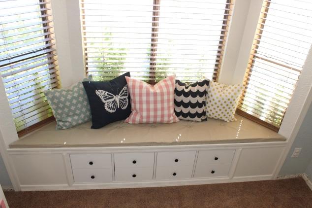 Ikea Hack Kallax Shelf Turned Window Bench Anna S Room